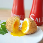 Fried Soft Boiled Egg