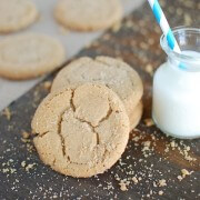 Brown Butter Brown Sugar Cookies