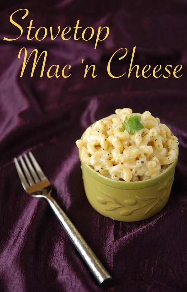 The Novice Chef Stovetop Mac And Cheese | Party Invitations Ideas