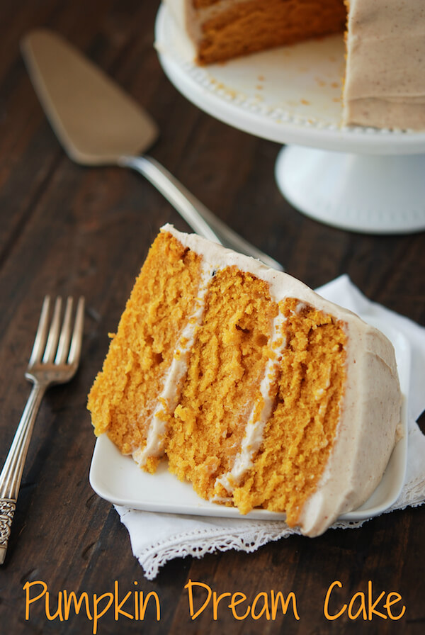 Novice Chef Pumpkin Sheet Cake