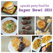 Upscale Party Food for Super Bowl from www.thenovicechefblog.com