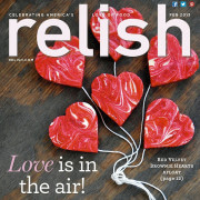 Relish January Cover