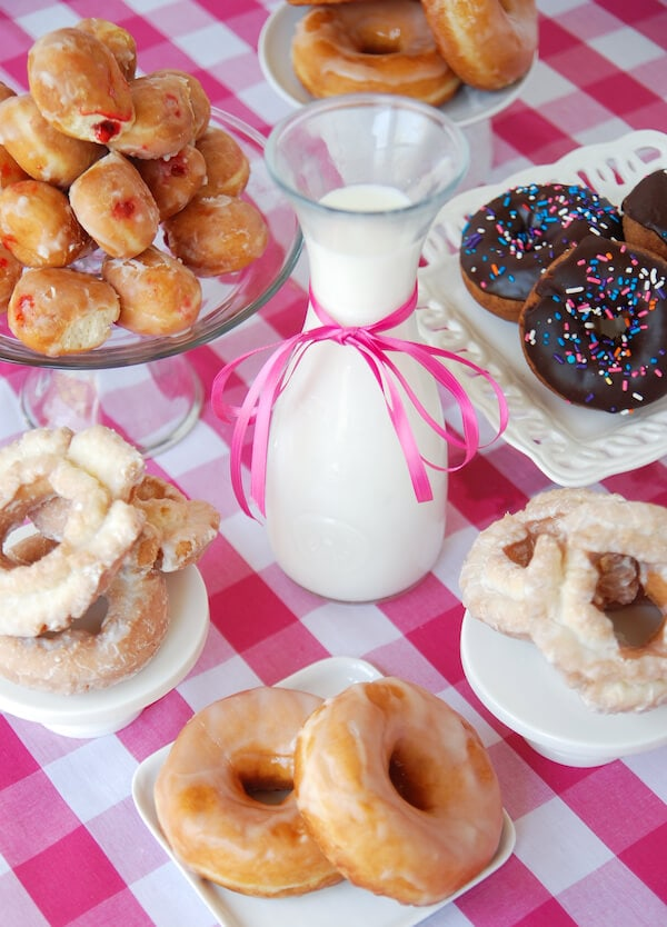 Donuts from thenovicechefblog.com
