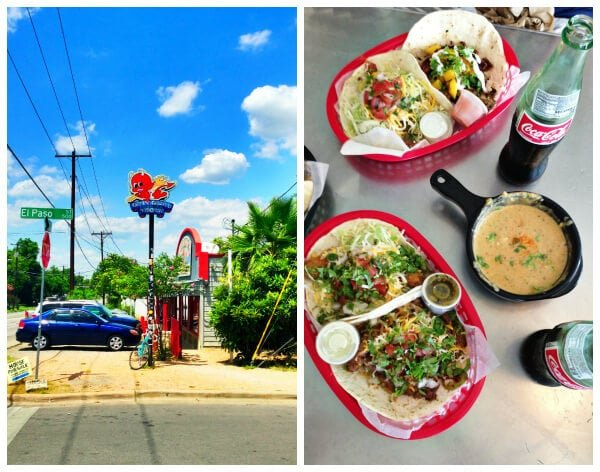 Torchy's Tacos in Austin TX