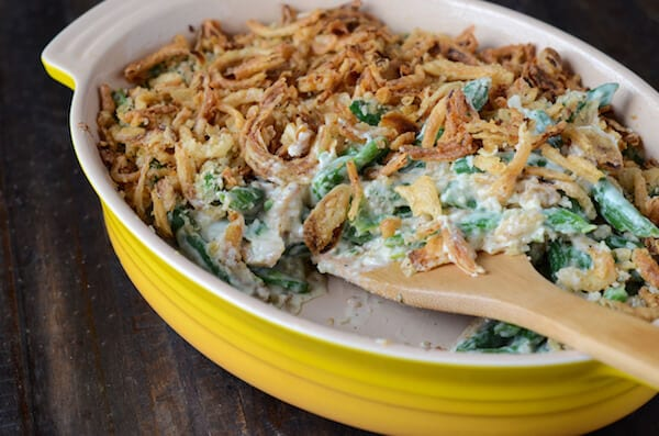 The Best Green Bean Casserole   - recipe via www.thenovicechefblog.com
