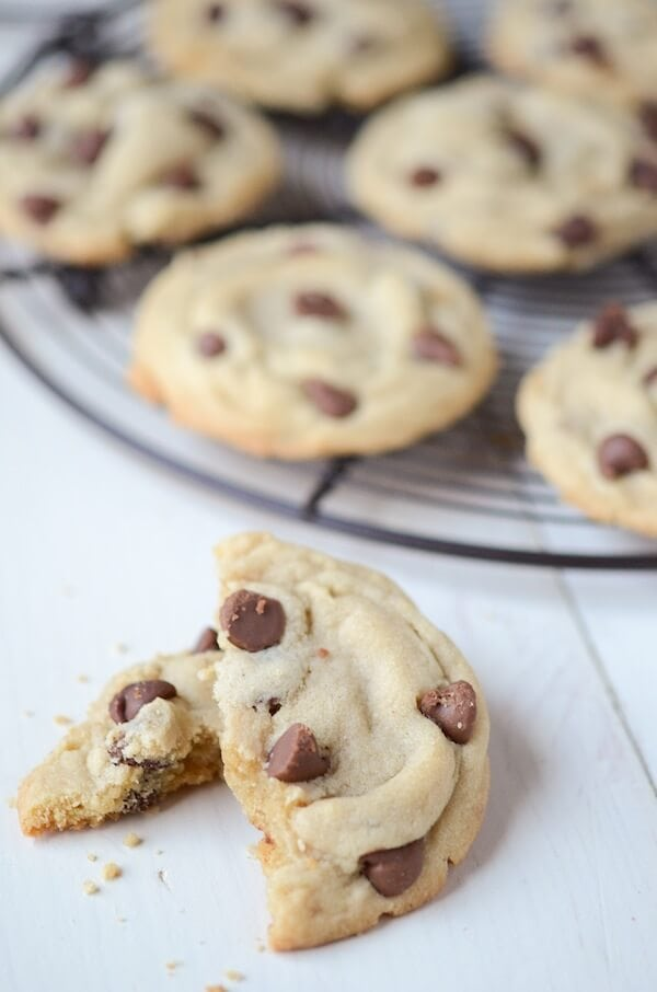 The Best Classic Chocolate Chip Cookies (recipe via thenovicechefblog.com)