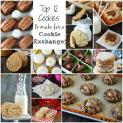 Top 12 Cookies to make for a Cookie Exchange! sm