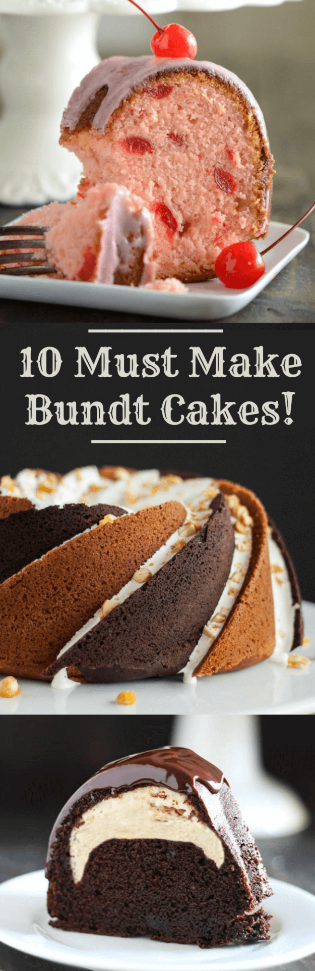 How To Make A Filled Bundt Cake