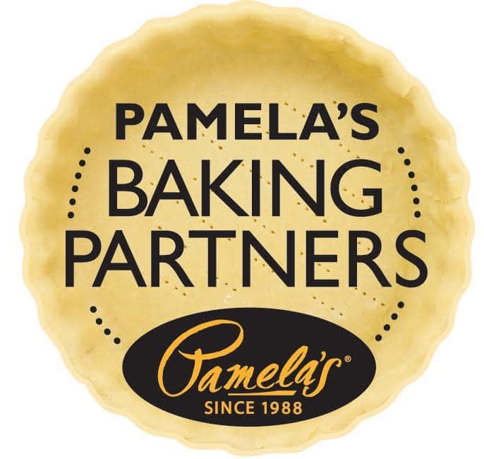Pamela's Baking Partner Badge